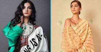 After Slogan T-shirts, Sonam Kapoor, Masaba Gupta, Anamika Khann Turning To Ethnic Wear With Script