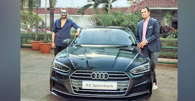 KWK 6: Ajay Devgn Flaunts His New Audi A5 After Winning Answer Of The Season, And it's Worth Rs 54.02 Lakh