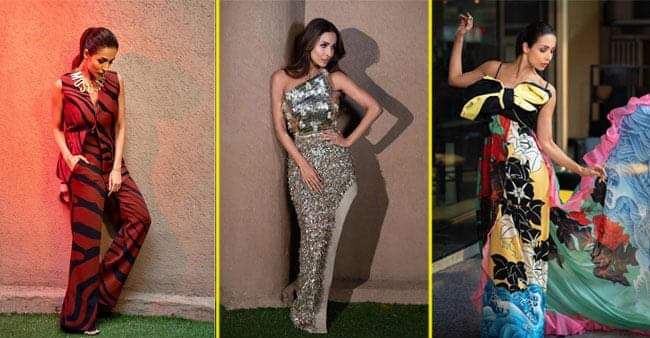 Malika Arora 25 Undeniably Stunning Pictures will directly take you inside her wardrobe