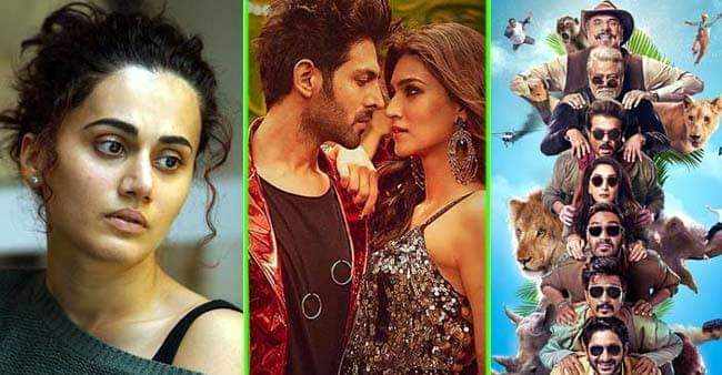 BO Collection: Badla Holds on Captain Marvel While Luka Chhupi and Total Dhamaal are Still Keeping Fans Engaged