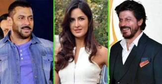 SRK, Salman and Katrina To Promote Urdu Language, Twitterati Questions Why Katrina And Salman