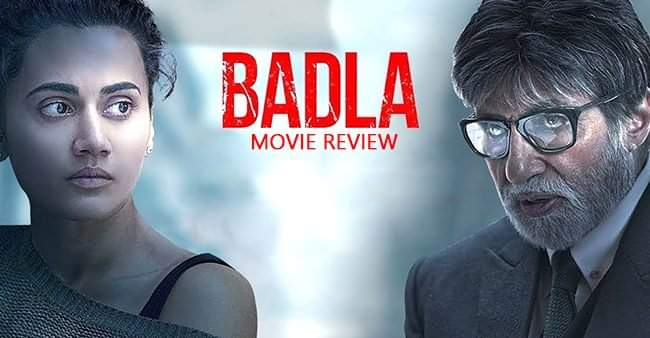 Badla Review: CheckMate! Picture Perfect