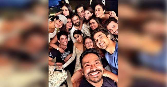 PeeCee Parties with Jacqueline Fernandez, Huma Qureshi and Others, Shared an Epic Selfie