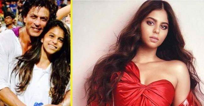 SRK's Daughter Suhana Khan Before-After Pictures Will Blow Your Mind