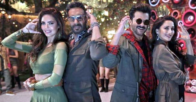 Total Dhamaal Day 9: Anil Kapoor, Madhuri Dixit's, Ajay Devgn's starrer film earns Rs 106 crore