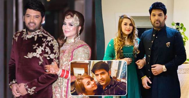 Kapil Sharma's best pics with wifey Ginni Chatrath; buffs will really be amazed