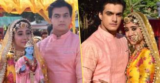 Shivangi and Mohsin From Yeh Rishta Kya Kehlata Hai Look Absolutely Stunning Togther, Pictures Go Viral!