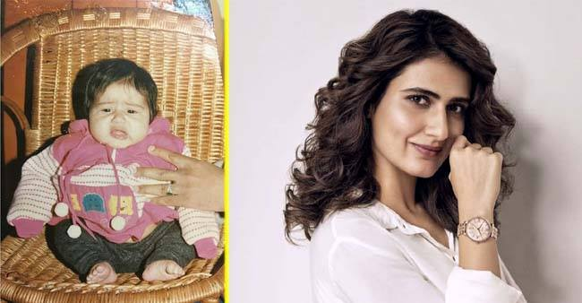 Fatima Sana Shaikh Just Shared 5 Pictures From Her 'Bachpan' Reminding Fans Of Chachi 420!