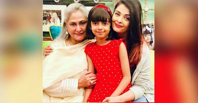 Aishwarya Rai Bachchan's Birthday Message For Mother-in-Law Jaya Bachchan Is The Best Thing You Will See Today!