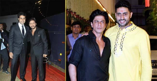 Shah Rukh Khan Responds To Abhishek Bachchan's Monday Motivation Post In The Most Hilarious Way Possible