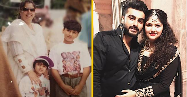Arjun Kapoor's Adorable Post For His Sister Anshula on Siblings Day is Unmissable!