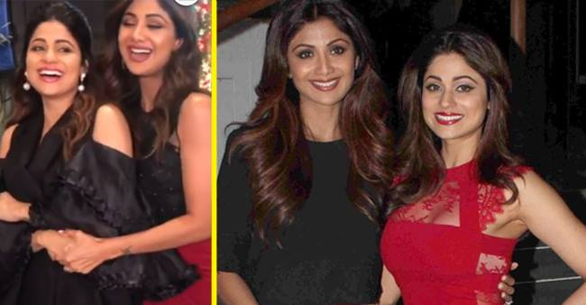Sisters Shilpa and Shamita Shetty Post Adorable Wishes For Each Other On Siblings Day