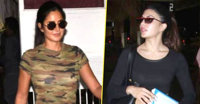 Katrina Kaif and Jacqueline Fernandez Rocking Denis Like a Pro, Fans Can't Decide Who Did It Better!