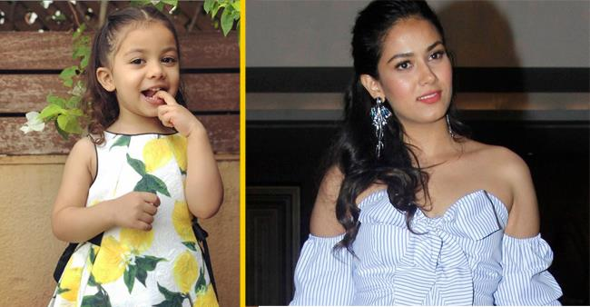Mira Rajput's Pens an Emotional Post For Her Baby Girl Misha, Says 'God blessed us'