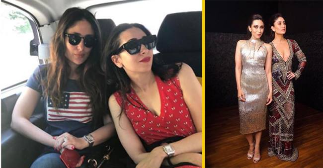 'Every Day Is Siblings Day' For Sisters Karisma and Kareena Kapoor