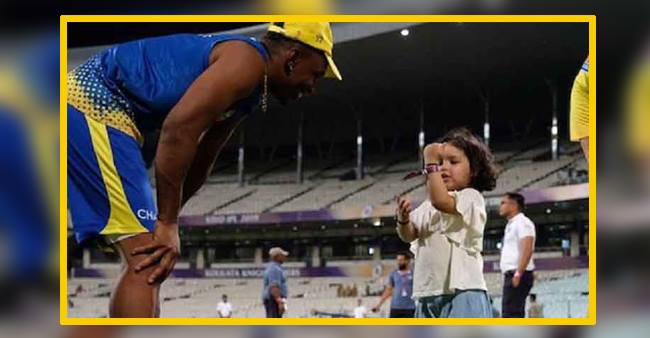 Watch: Ziva Dhoni's Video Teaching Bravo How to Wear a Cap Is The Best Thing You Will See Today!