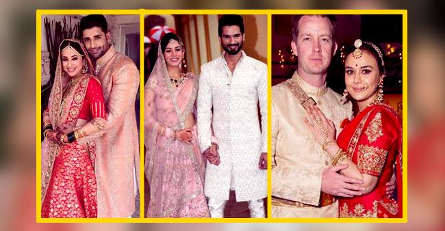 From Shahid-Mira to Sridevi-Boney Kapoor Here Are 10 Most Surprising Bollywood Marriages Of All Time