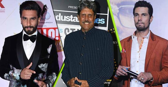 Before Ranveer, the role to don Kapil Dev was offered to Randeep Hooda