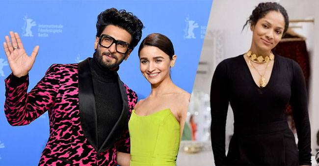 Designer Masaba Gupta Feels Ranveer Singh and Alia Bhatt Would be Perfect Faces For Her GOT Theme Collection!