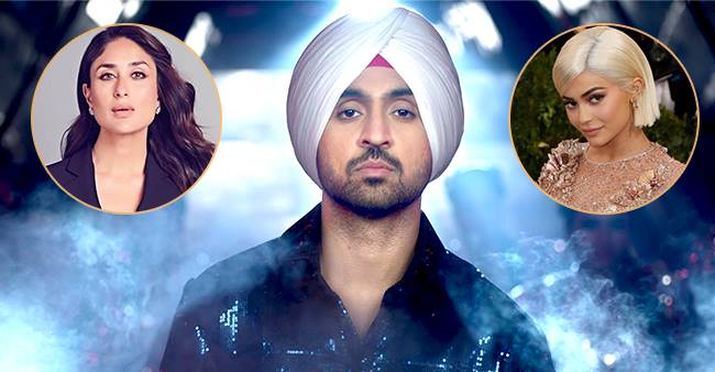 Diljit Dosanjh's Latest Video is Named After Kareena Kapoor and Kylie Jenner, No Kidding, Watch The Video Here