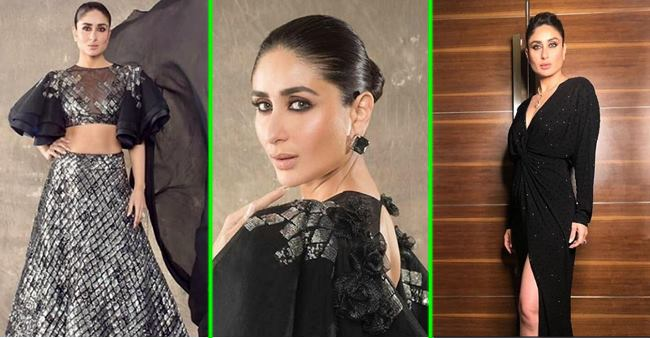 Black is Kareena Kapoor Khan's favourite colour, See These 5 Pictures and Know Why