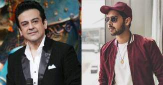 Adnan Sami and Armaan Malik has a feud while shooting an episode of 'TVOI'