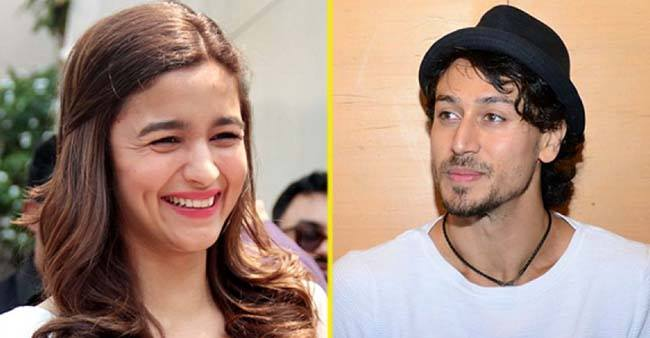 Alia Bhatt and Tiger Shroff to be seen together dancing to the tunes on the song from 'SOTY2'