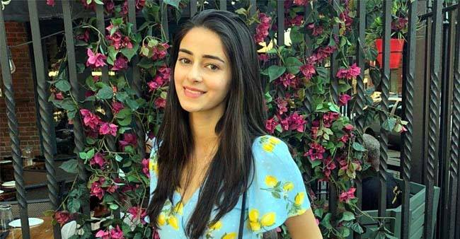Ananya Panday is all set to change some of the things on her Instagram