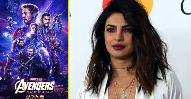 Priyanka Chopra to be a part of something big, confirms Avengers:Endgame Director