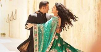 """We share a comfort level, which has developed over the years."" Katrina Kaif on working with Salman Khan"