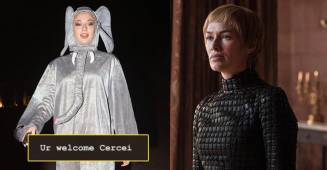 Sophie Turner has a hilarious meme for co-star Lena Heady, check it out!