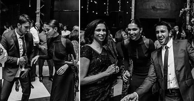 Pics of Deepika Padukone and Ranveer Singh from their friend's prove that they are each other's best friend