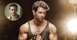 Hrithik Roshan does not step back when it comes to fitness and health, Tiger Shroff praises the energy.