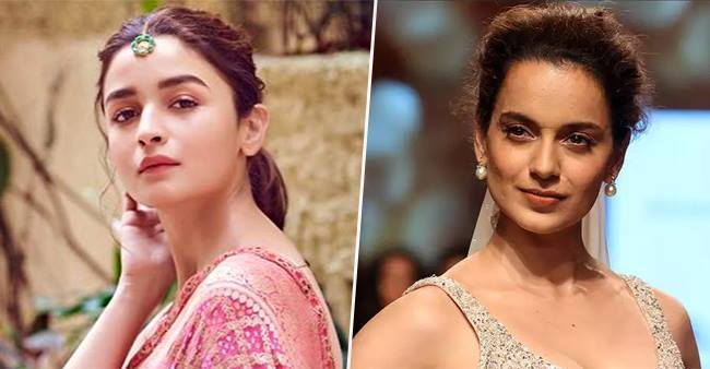 Alia Bhatt disappears from Twitter after Rangoli Chandel tweets, fans are still waiting for response.