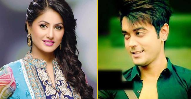 Hina Khan's adorable message to Luv Tyagi is something unmissable.
