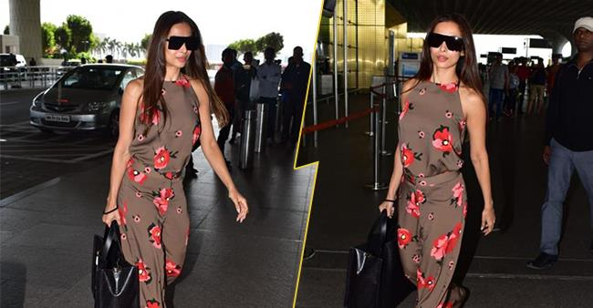 Malaika Arora is the real fashionista and we speak so with proof, see pics
