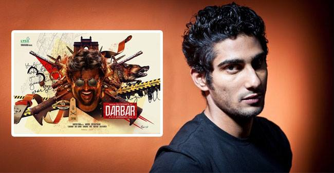 Prateik Babbar to play negative role in Rajinikanth starrer 'Darbar'