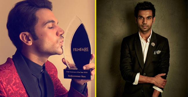 Rajkummar Rao wins in Oman, says he is grateful to entertain audience not only in India but Globally