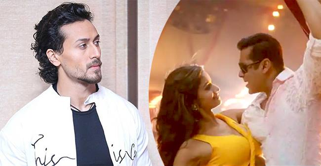 Tiger Shroff is excited for the release of 'Slow Motion' more than Disha Patani and it is adorable