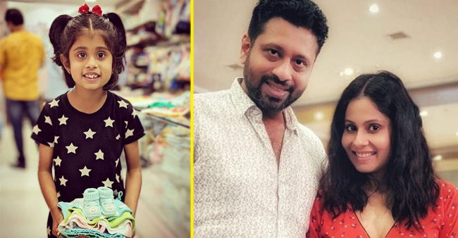 This Adorable Picture of Chhavi Mittal's Daughter Areeza Shopping For Her Sibling-to-be Will Make You Go AWW