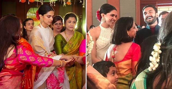 Sabyasachi Mukherjee spills some details about Deepika and Ranveer's fairytale wedding