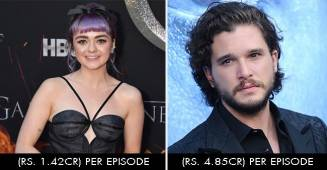 Here is how much the leads of Game of Thrones series got paid per episode