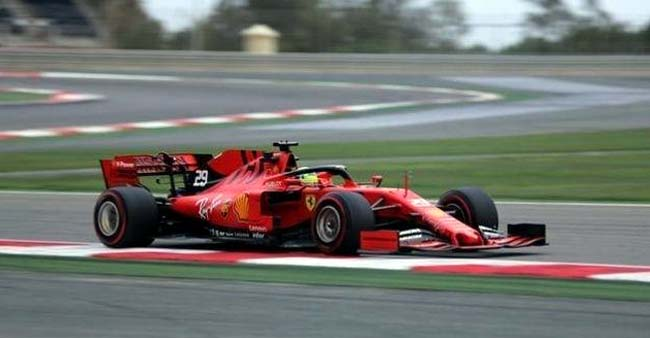 Remeber Michael Schumacher? His Son Mick Just Made His F1 Test Debut in a Ferrari!!