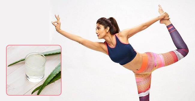 Shilpa Shetty lost 32 kilos post pregnancy and here's How she did it