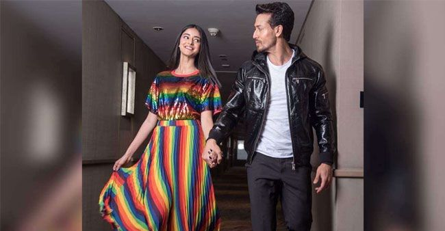 Tiger Shroff and Ananya Panday Looking Perfect Together as They Walk Hand in Hand, see pics