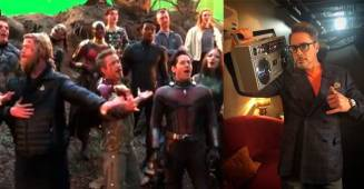 Watch: Avengers Endgame Cast Including Robert Downey Jr Celebrate 11 Years of Iron Man