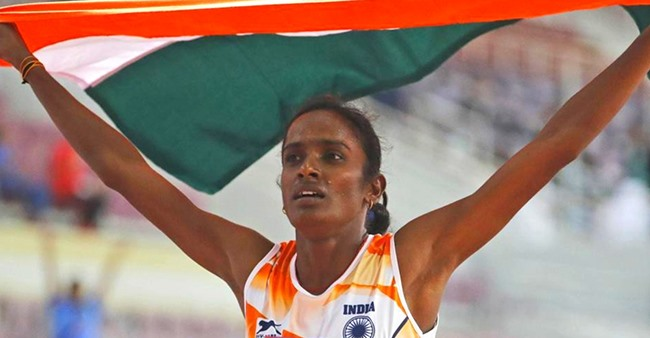 """Asian C'ship Gold Medallist G Marimuthu Reveals Hardships She Suffered; Says """"Dad Once Ate Food Kept For Cows"""""""