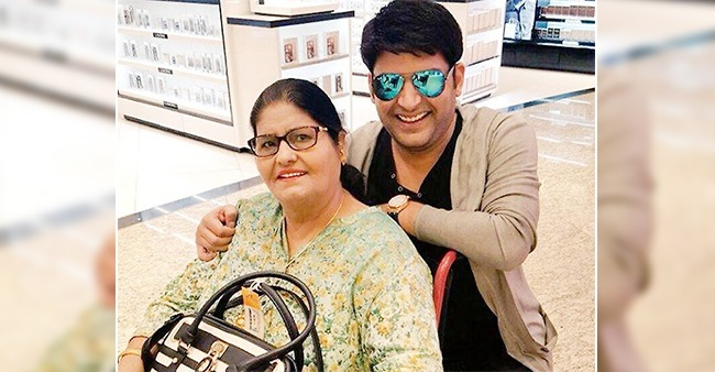Kapil Sharma's Emotional Reaction While Introducing His Mom is Winning the Internet