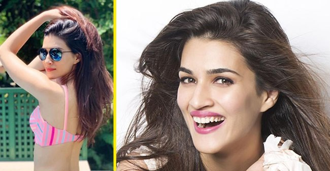 Kriti Sanon is Melting Social Media After Her Bikini Images From Goa Vacation go Viral