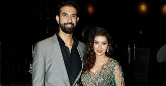 Sushmita Sen's brother Rajeev Sen found the lady of his dreams in Charu Asopa and they look made for each other in their pre-wedding photoshoot
